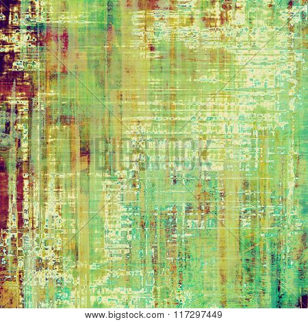 Retro texture. With different color patterns: yellow (beige); white; cyan; green; purple (violet)
