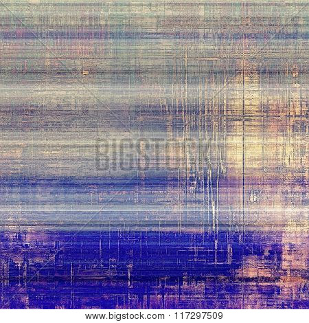 Retro texture. With different color patterns: yellow (beige); blue; gray; pink; purple (violet)