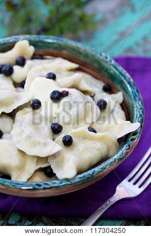 Dumplings , Ukrainian dish