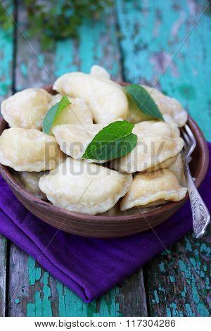 Dumplings, Ukrainian dish