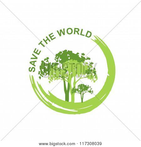 Sign save the world
