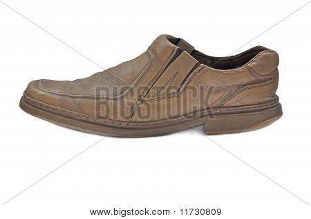 Old Male Shoe