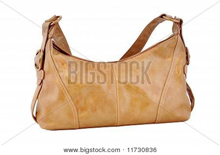 Leather Bag Brown