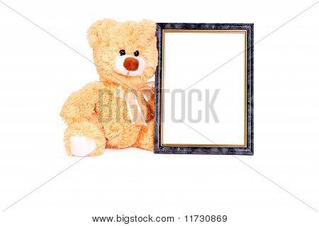 Frame Vert Bear