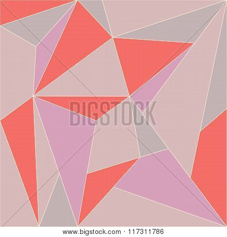 Poly Abstract Vector Texture