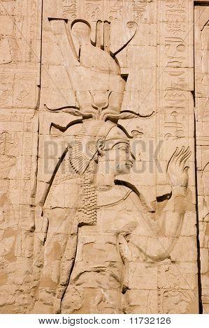 Ancient Egyptian goddess Ma'at