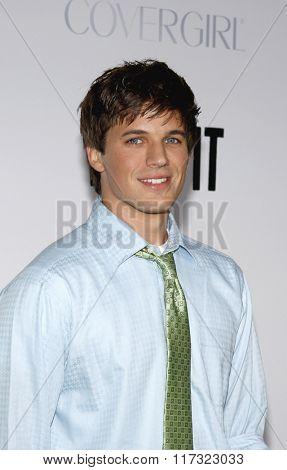Matt Lanter at the Los Angeles Premiere of