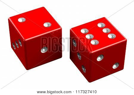 Pair Of Dice - Easy Eight