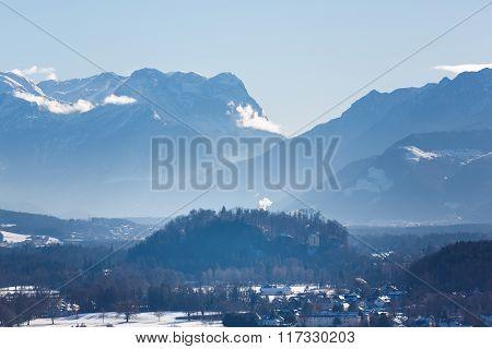 The Alpine Morning