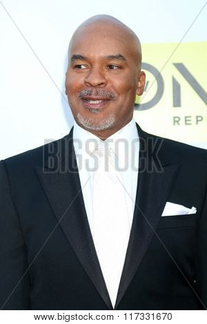 LOS ANGELES - FEB 5:  David Alan Grier at the 47TH NAACP Image Awards Arrivals at the Pasadena Civic Auditorium on February 5, 2016 in Pasadena, CA
