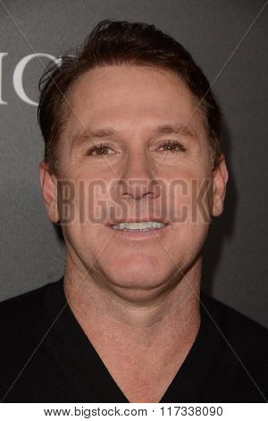 LOS ANGELES - FEB 1:  Nicholas Sparks at the The Choice Special Screening at the ArcLight Hollywood Theaters on February 1, 2016 in Los Angeles, CA