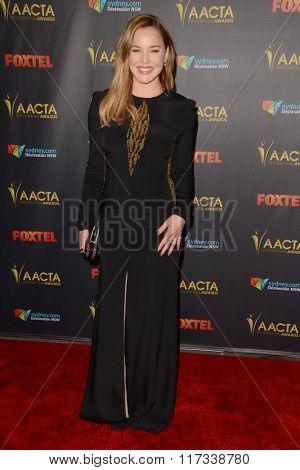 LOS ANGELES - JAN 29:  Abbie Cornish at the 2016 AACTA International Awards at the PETA's Bob Barker Building on January 29, 2016 in Los Angeles, CA