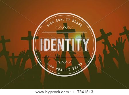Identity ID Character Individuality Concept