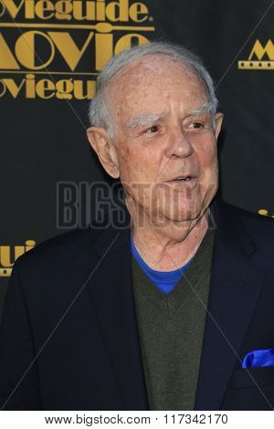 LOS ANGELES - FEB 5:  Ken Wales at the 24th Annual MovieGuide Awards at the Universal Hilton Hotel on February 5, 2016 in Los Angeles, CA