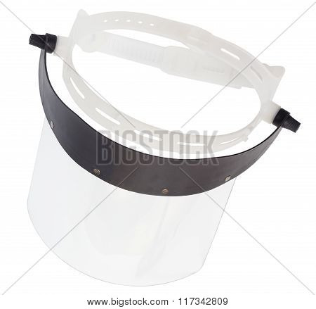 Plastic Protective Face Shield