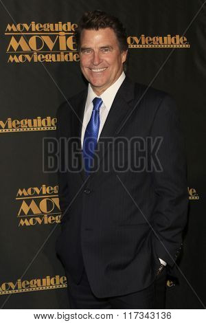LOS ANGELES - FEB 5:  Ted McGinley at the 24th Annual MovieGuide Awards at the Universal Hilton Hotel on February 5, 2016 in Los Angeles, CA