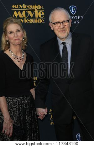 LOS ANGELES - FEB 5:  Brian Bird at the 24th Annual MovieGuide Awards at the Universal Hilton Hotel on February 5, 2016 in Los Angeles, CA
