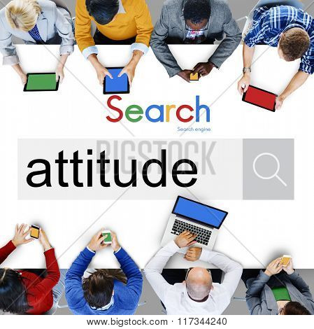 Attitude Behaviour Character Demeanour