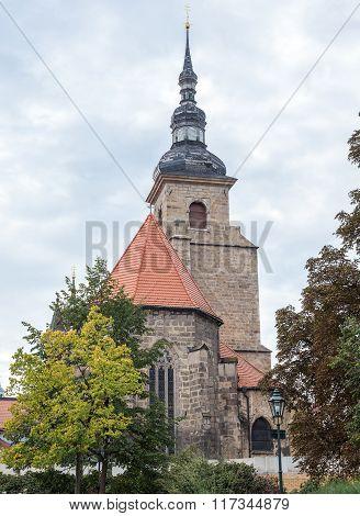 Church In Pilsen