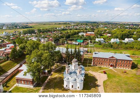 Suzdal, Unique Top View