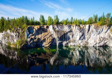 Ruskeal's Marble Canyon