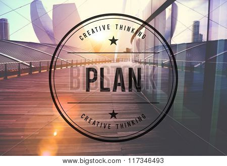 Plan Planning Solution Strategy Tactics Operation Concept