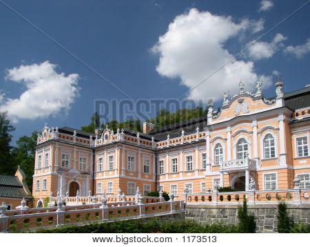 Castle In Empire Style