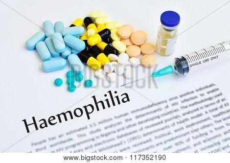 Haemophilia disease