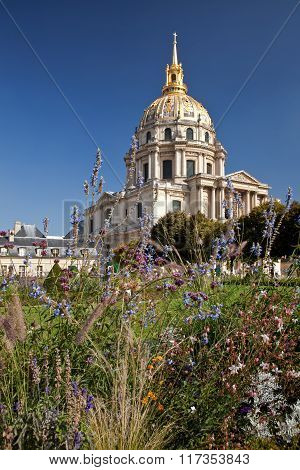 Chapel of Saint Louis des Invalide, Paris