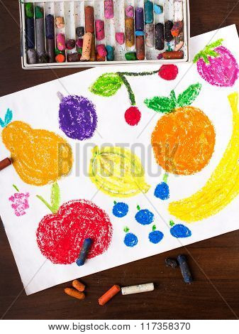 miscellaneous types of fruits