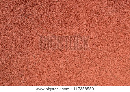 Orange Athletics Running Floor Background Texture