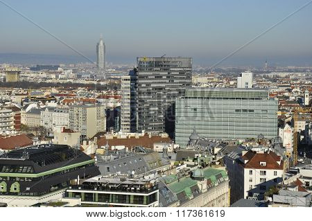 Vienna North Skyline
