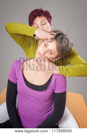 Yumeiho massage therapy