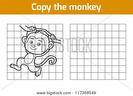 Copy The Picture (monkey)