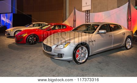 Maserati Exhibit