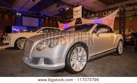 Bentley Exhibit