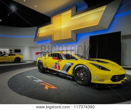 Chevrolet (chevy) Corvette C7-R