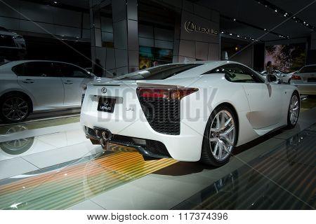2014 Lexus LFA