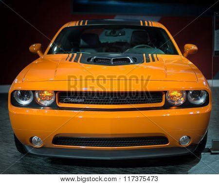 Dodge Challenger Hemi