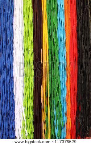 Fabric lanyards