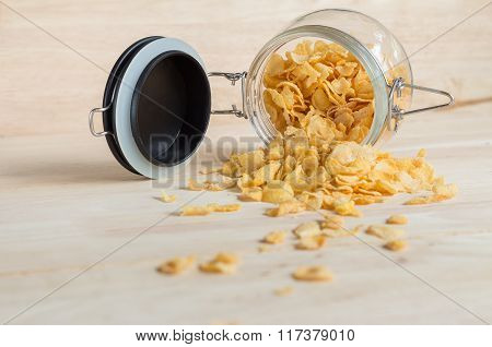 cereal cornflakes