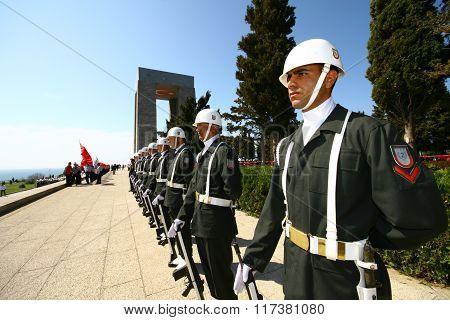 Canakkale Monument