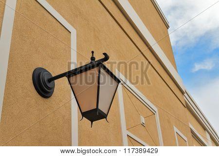 Lamp On The Wall, Las Vegas, USA