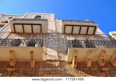 Jerusalem house.
