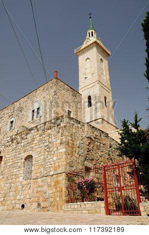 St.John ba harim church.