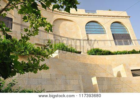 Jerusalem architecture.
