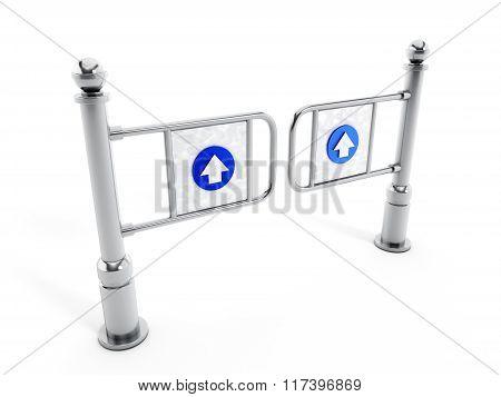 Subway Gate