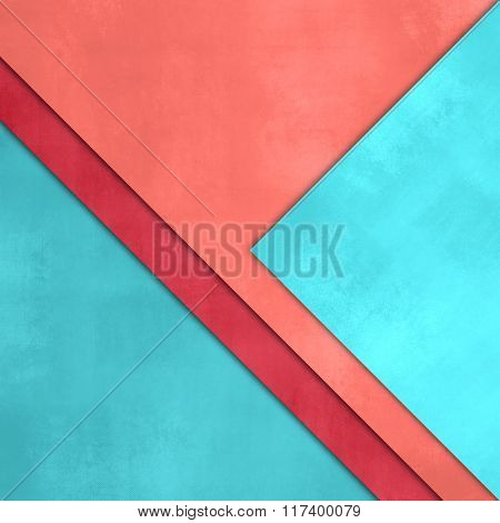 Abstract background with bright layered paper - modern infographic template