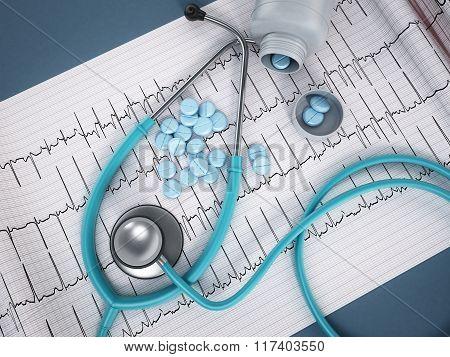 Heart Health Concept
