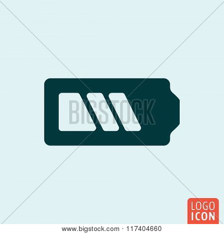 Battery icon design